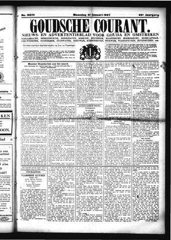 Goudsche Courant 1927-01-31