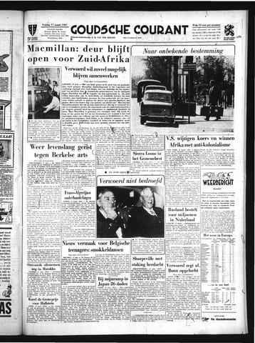 Goudsche Courant 1961-03-17