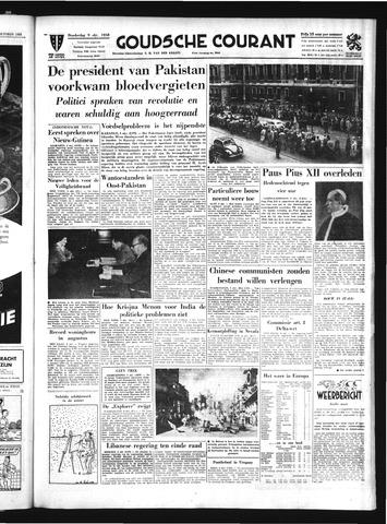 Goudsche Courant 1958-10-09