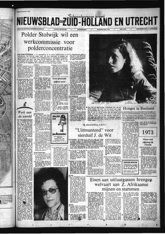 Schoonhovensche Courant 1972-12-29