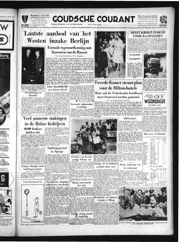 Goudsche Courant 1959-06-17