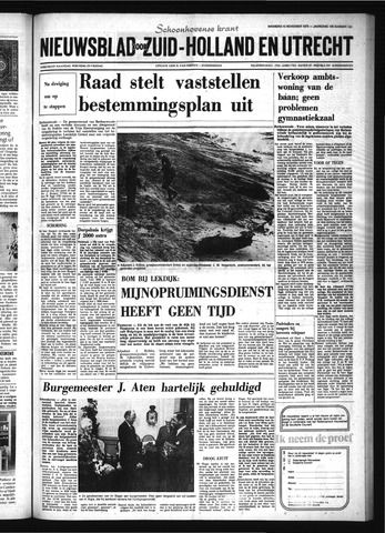 Schoonhovensche Courant 1975-11-10