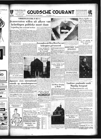 Goudsche Courant 1954-03-20