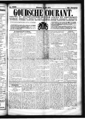 Goudsche Courant 1927-07-12