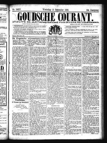 Goudsche Courant 1920-09-15