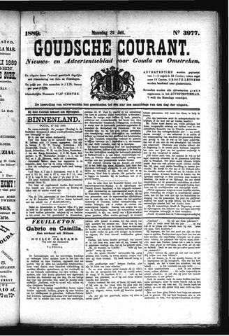 Goudsche Courant 1889-07-29