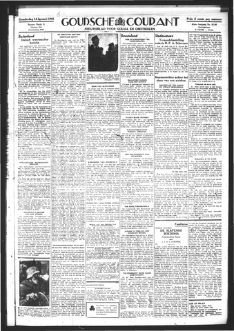Goudsche Courant 1943-01-14