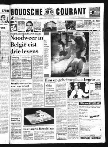 Goudsche Courant 1987-08-25