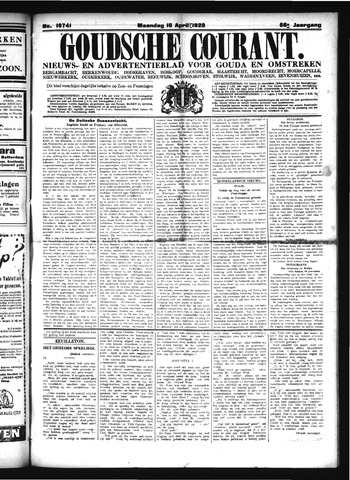 Goudsche Courant 1928-04-16