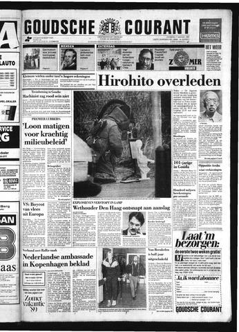 Goudsche Courant 1989-01-07