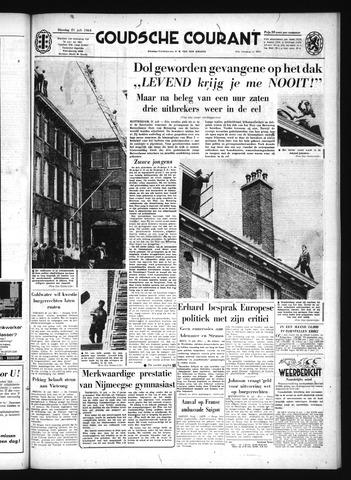 Goudsche Courant 1964-07-21