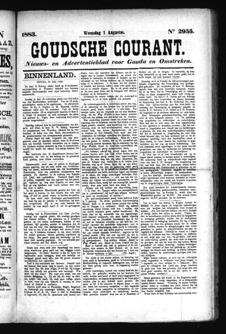 Goudsche Courant 1883-08-01