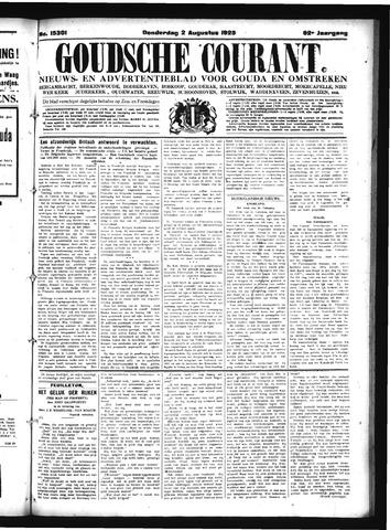 Goudsche Courant 1923-08-02