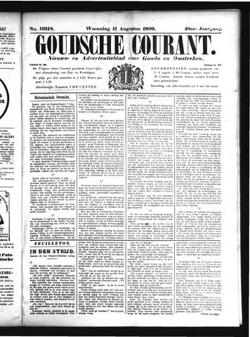 Goudsche Courant 1909-08-11