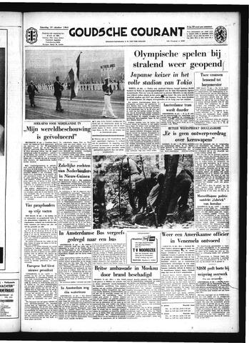 Goudsche Courant 1964-10-10