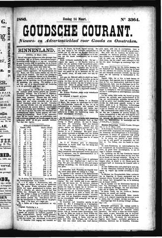 Goudsche Courant 1886-03-14