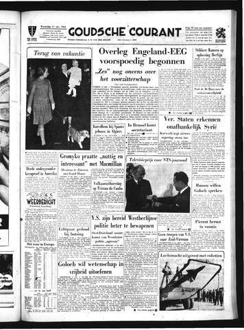 Goudsche Courant 1961-10-11