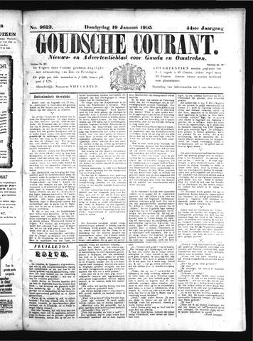 Goudsche Courant 1905-01-19