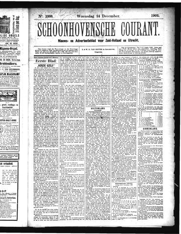 Schoonhovensche Courant 1902-12-24