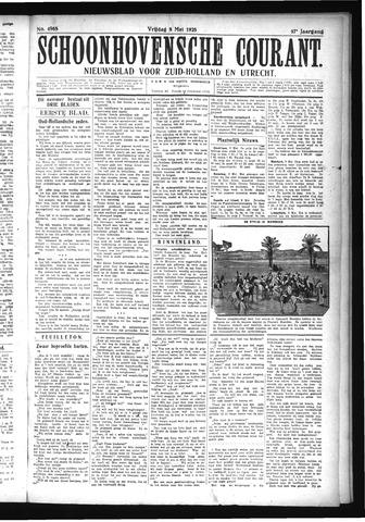 Schoonhovensche Courant 1925-05-08