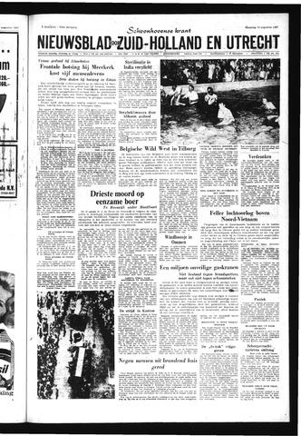 Schoonhovensche Courant 1967-08-14