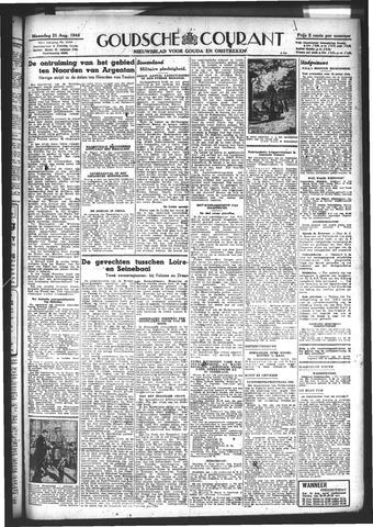 Goudsche Courant 1944-08-21