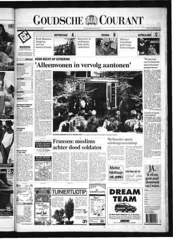 Goudsche Courant 1992-09-09