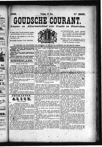 Goudsche Courant 1889-05-31