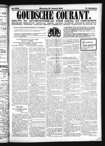 Goudsche Courant 1936-01-20