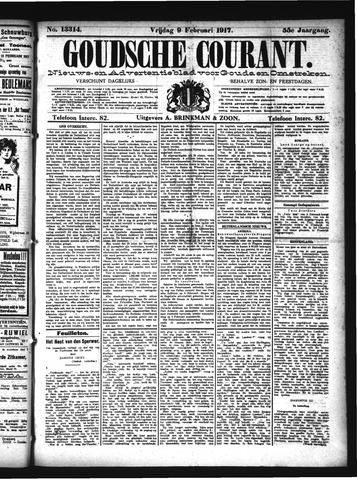 Goudsche Courant 1917-03-09