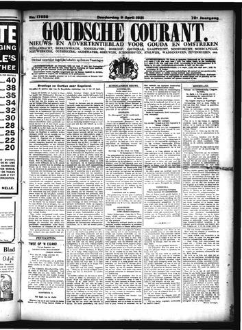 Goudsche Courant 1931-04-09