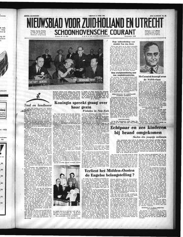 Schoonhovensche Courant 1952-04-11