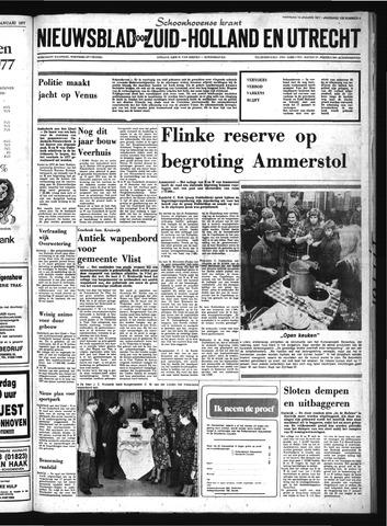 Schoonhovensche Courant 1977-01-10