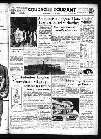 Goudsche Courant 1963-11-29