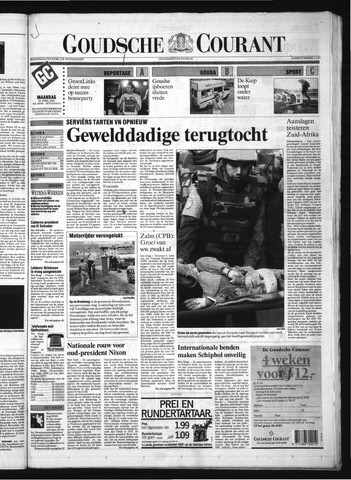 Goudsche Courant 1994-04-25