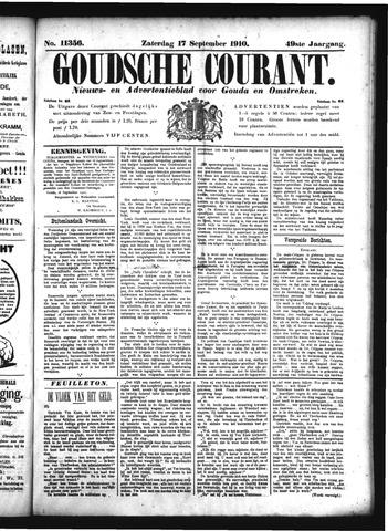 Goudsche Courant 1910-09-17