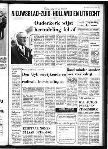 Schoonhovensche Courant 1976-01-07