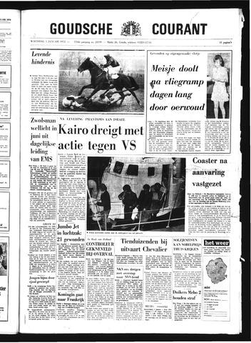 Goudsche Courant 1972-01-05