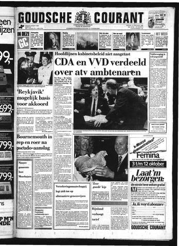 Goudsche Courant 1986-10-10
