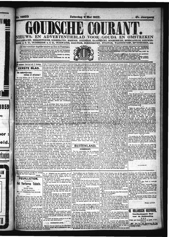 Goudsche Courant 1922-05-06