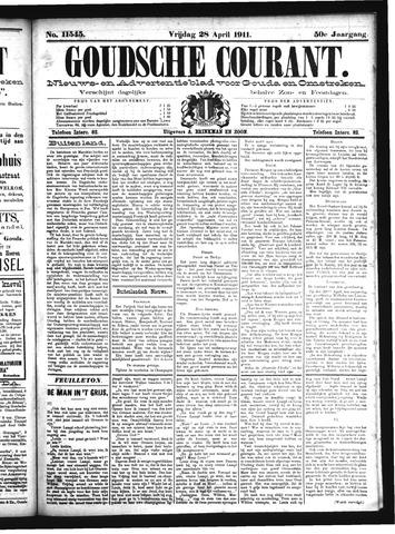 Goudsche Courant 1911-04-28