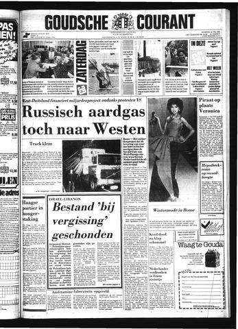 Goudsche Courant 1981-07-25