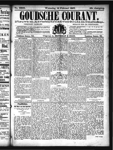 Goudsche Courant 1917-02-14