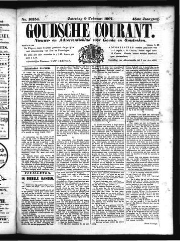 Goudsche Courant 1907-02-09