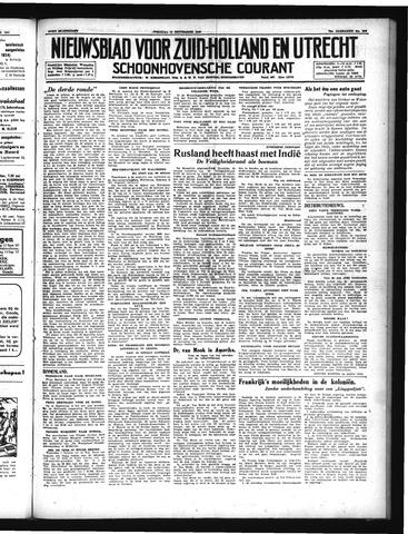 Schoonhovensche Courant 1947-09-12