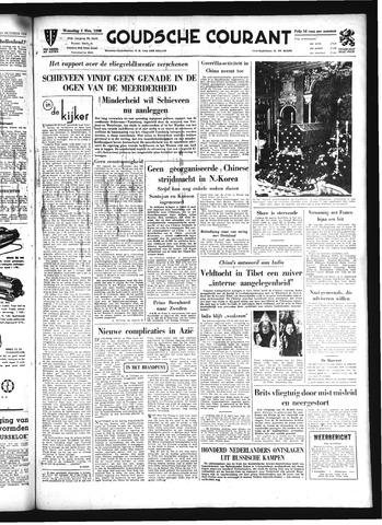 Goudsche Courant 1950-11-01