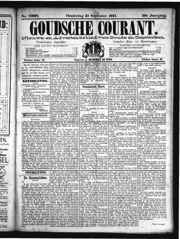 Goudsche Courant 1911-09-21