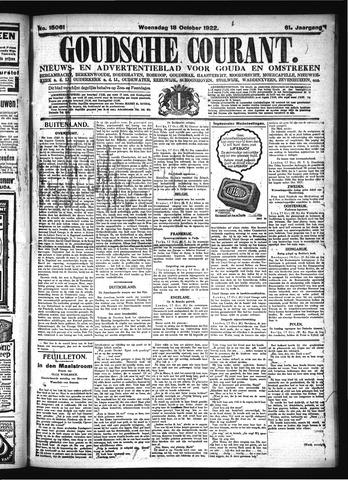 Goudsche Courant 1922-10-18