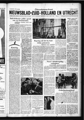 Schoonhovensche Courant 1960-04-06