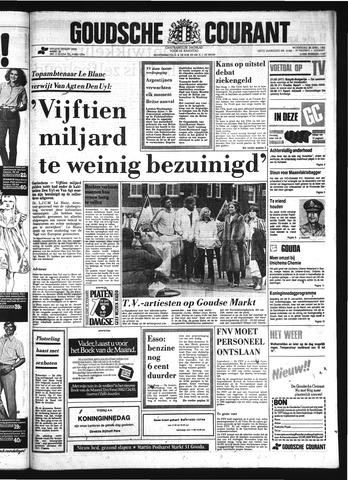 Goudsche Courant 1982-04-28